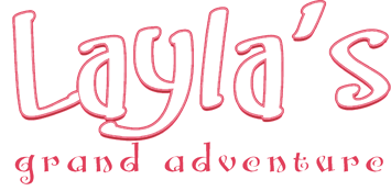 Laylas Grand Adventure Logo