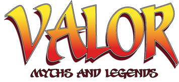 Valor Myths and Legends Logo